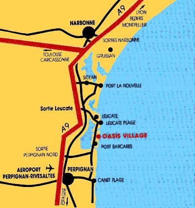Ferienwohnung In Der Fkk Anlage Oasis Direkt Am Mittelmeer Port Leucate Frankreich